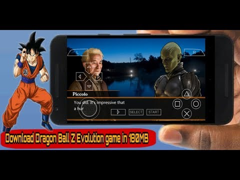 {168 MB} Download Dragon Ball Z Evolution Game In Android
