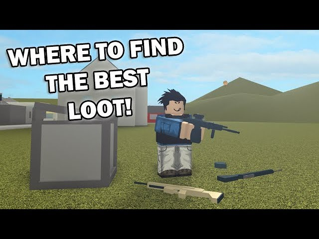 Where I Find The Best Loot In Apocalypse Rising Youtube