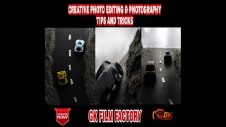 CREATIVE MOBIL  PHOTOGRAPHY  TIPS AND TRICKS l TOY CAR PHOTOGRAPHY l GK FILM FACTORY