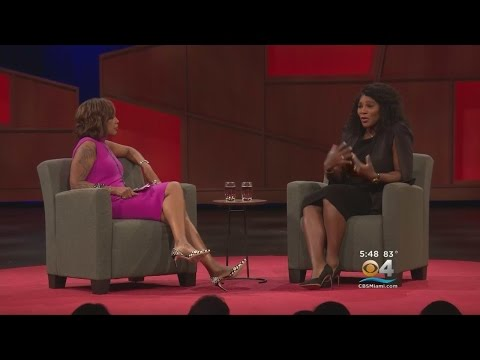 Serena Williams Opens Up To Gayle King About Pregnancy, Engagement & Career