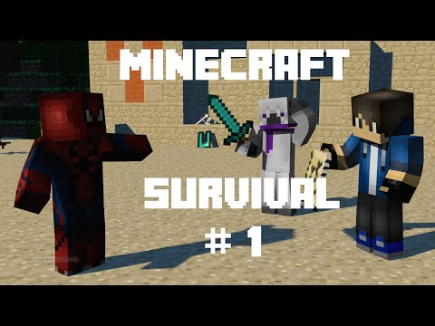 survival with alex and chri | ep 1 | nonsense and a bad home