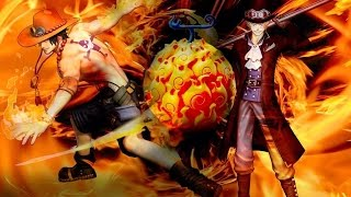 【 One Piece - AMV】Ace and Sabo Mera Mera No Mi - Eye of the Storm ᴴᴰ