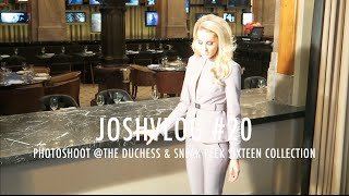 JOSHVLOG #20   OPNAMES @ JOSHV HQ   Photoshoot @The Duchess & Sneak peek SIXTEEN collectie