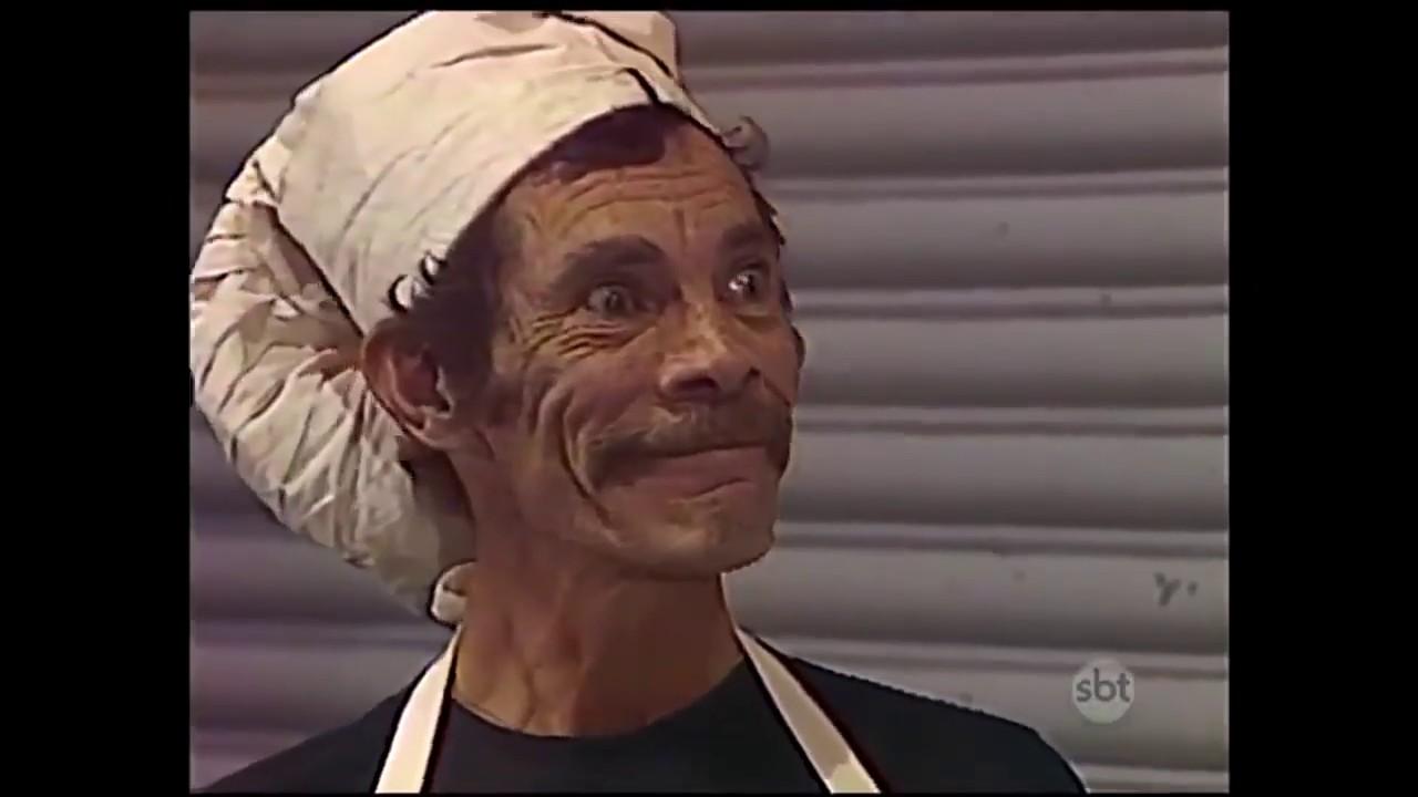 Chaves O Vendedor De Churros 1975 Youtube