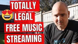 Best FREE Online Music Streaming With SURFR