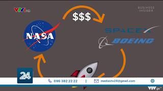 """SPACEX ĐÃ """"VƯỢT MẶT"""" NASA NHƯ THẾ NÀO?   VTV24"""