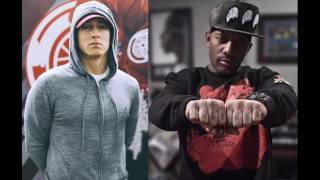 Download Eminem Pays Tribute to Prodigy (Raps