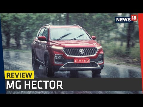 This Modified MG Hector SUV With Off-Roading Touch Looks Straight Out of Mad Max