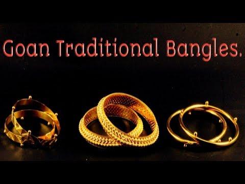 Goan Traditional Bangles Bridal Jewelry Wedding Jewelry Riks With
