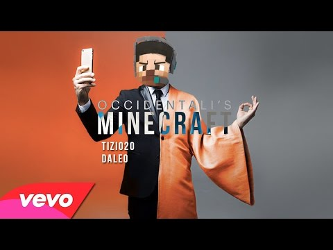 Occidentali's Minecraft - PARODIA di Occidentali's Karma di Francesco Gabbani