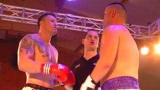 5 Sekunden KO ✖️ Michael Smolik - ERSTER Profikampf Kickboxen UNVERÖFFENTLICHT!