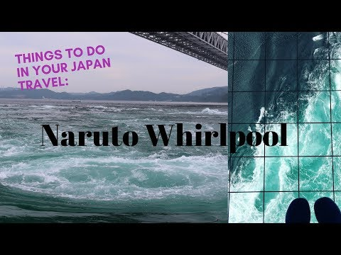 Naruto Whirlpool Japan Travel