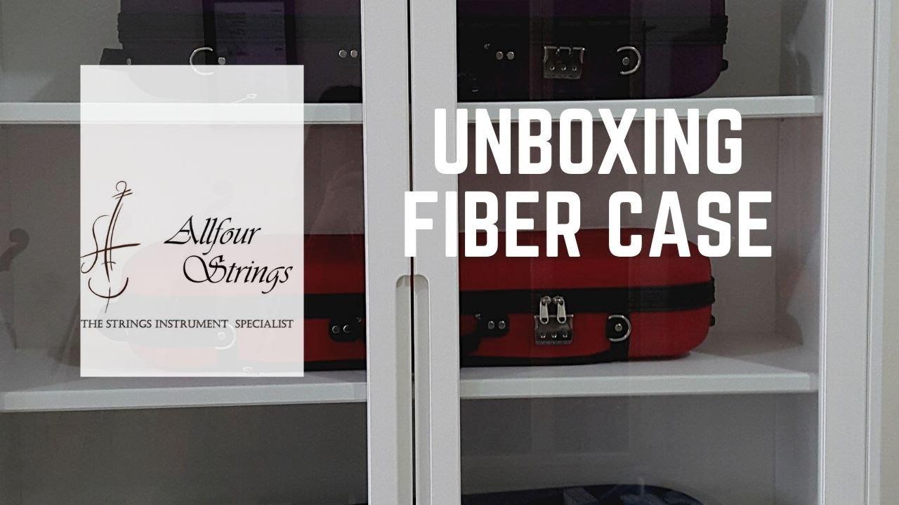 Unboxing Fiber Case
