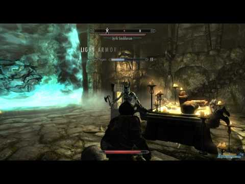 how to avoid killing paarthurnax ps3