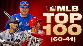 Top 100 Players - No. 60-41 | MLB Top 100 (Where did Shohei Ohtani, Hyun-Jin Ryu land?)