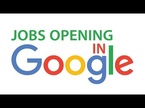 GOOGLE JOBS | HOW TO GET JOB IN GOOGLE | WORK AT GOOGLE |HOW TO JOIN IN GOOGLE COMPANY
