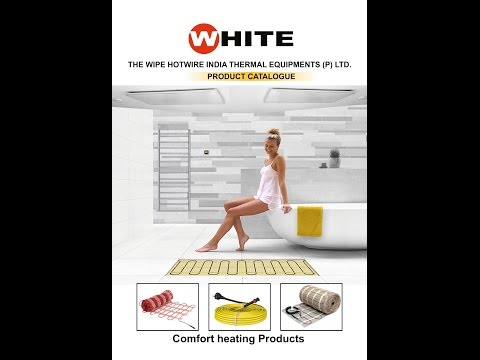 Wipe Hotwire : Comfort Heating Video Catalogue