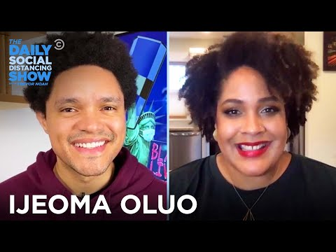 Ijeoma Oluo - The Pyramid Scheme Of White Supremacy | The Daily ...