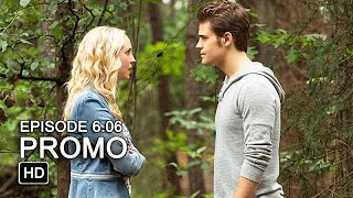 The Vampire Diaries 6x06 Promo - The More You Ignore Me, the Closer I Get