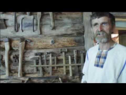 Удивительный мир Николя Георгиевича, художника, резчика по дереву в г Боровичи