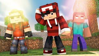 Minecraft - SUA HISTÓRIA #01 ‹ QUAL ESCOLHA FAZER? ›