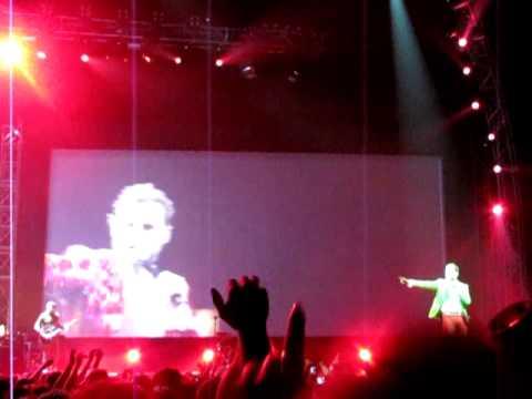 Lorenzo jovanotti cherubini assago mi 10 05 2011 una tribù che balla