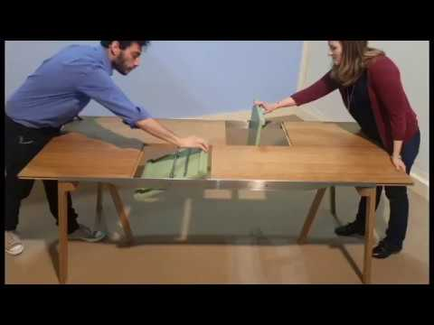 Tavolo Puzzle / Puzzle Table By Studioventotto