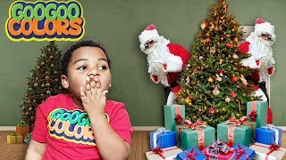 Where is Santa Clause? (Did Goo Goo Gaga Receive Christmas Presents?)