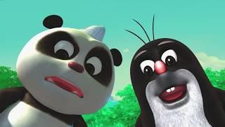Кротик и Панда - 11 серия - Новые мультики для детей