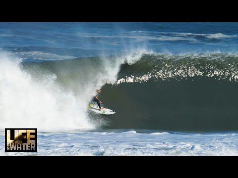 CRAZY SWELL Hits CAPE HATTERAS