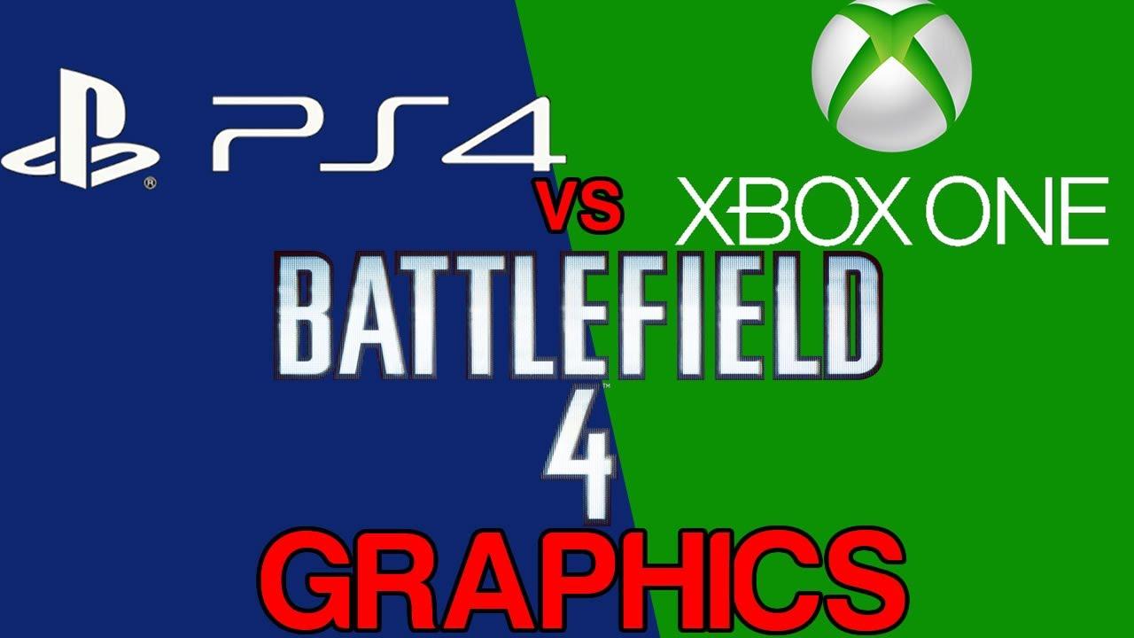 PS4 vs Xbox One - Battlefield 4 Premium BF4 Graphics ...