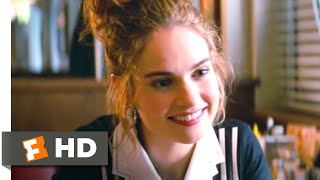 Baby Driver (2017) - Songs for Debora Scene (3/10) | Movieclips