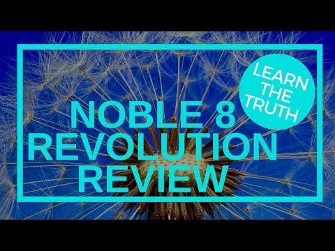 Noble 8 Revolution Review - Legit Or BIG SCAM?!