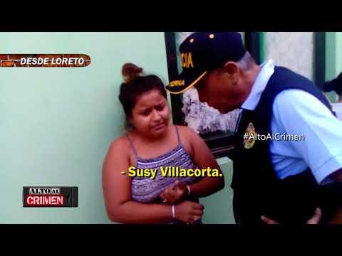 """ALTO AL CRIMEN - 02/09/17 - """"TERNA LIMA, EN LORETO"""""""