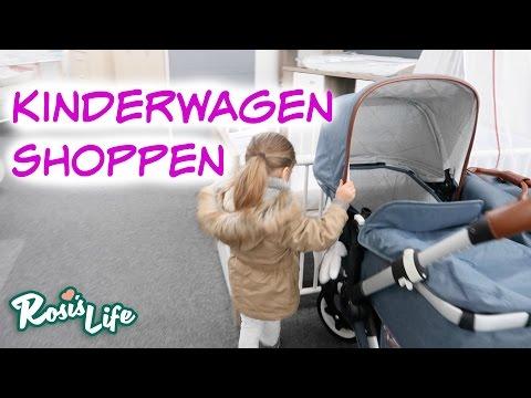 Neuen Kinderwagen Kaufen /  Vlog#639 / Rosislife