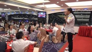 佛教葉紀南紀念中學35周年慶典 - 余鏡波同學 Talk S