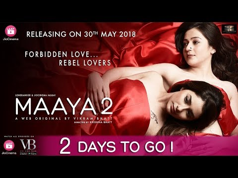 Maaya 2 | Two Days To Go | A Web Original By Vikram Bhatt