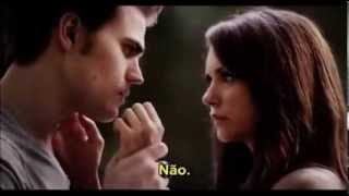 Stefan and Elena 5x04 The Vampire Diaries Legendado