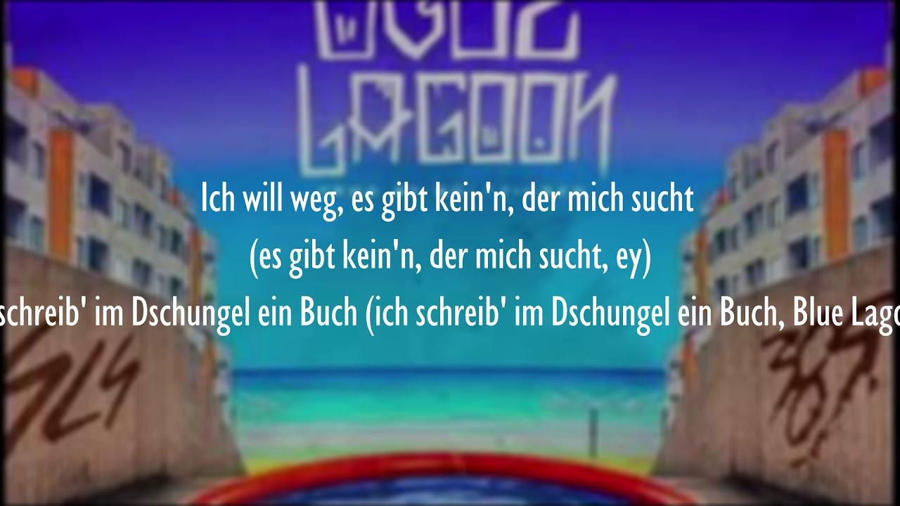 Gringo feat. Nimo  - Blue Lagoon (Official HQ Lyrics) (Text)