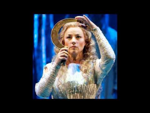Lena Nordin sings Casta Diva, Norma