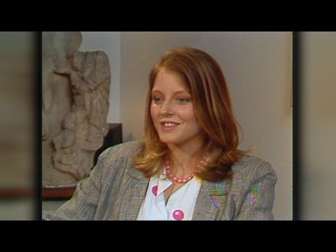 FLASHBACK: Jodie Foster Gets Candid About Her 'Brush With Death' in 1983 Interview