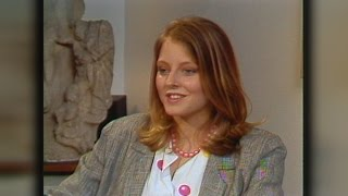 Jodie foster opened up about her life-threatening experience in 1983.