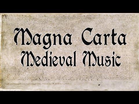 Magna Carta | Medieval Instrumental Music