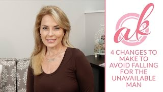 4 Changes to Make to Avoid Falling for the Unavailable Man