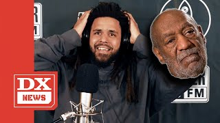 J.Cole Faces Backlash For Spitting Controversial Bill Cosby Line During L.A.  Leakers Freestyle