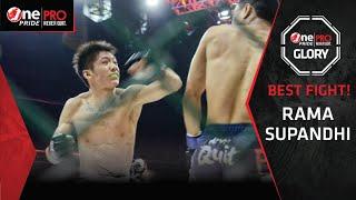 Rama Supandhi | Best Fight Onepride