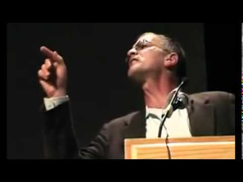 Dr Norman Finkelstein at the University of Waterloo