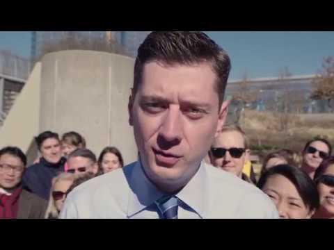 "David Holt for OKC Mayor Announcement - ""One OKC"""