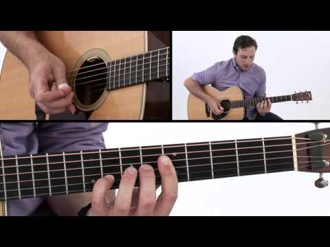 Boom-Chick Guitar Lesson - Limehouse Blues Breakdown - Brooks Robertson