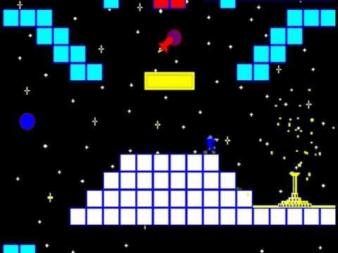 Cosmic Tower - Neo Geo AES/MVS  - Homebrew - Work In Progress